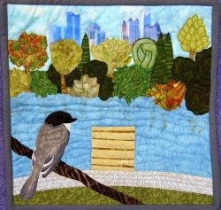 Quilt of Piedmont Park, Atlanta